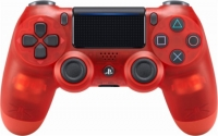 Playstation 4 Dualshock V2 Crystal Red