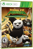 Kung Fu Panda: Showdown of Legendary Legends (русская версия)