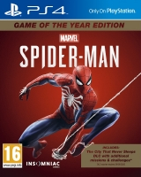 Spider-Man Game of the Year Edition (русская версия)