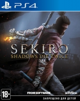 Sekiro: Shadows Die Twice (русская версия)