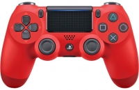 Playstation 4 Dualshock V2 Red