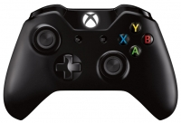 Джойстик Xbox One S Black + Cable For Windows