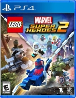 Lego Marvel Super Heroes 2 (русская версия)
