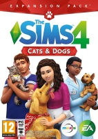 The Sims 4 Cats & Dogs (русская версия)