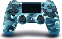 Playstation 4 Dualshock V2 Blue Camouflage