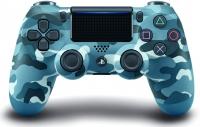 Playstation 4 Dualshock V2 Blue Camouflage