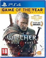 The Witcher 3 : Game Of The Year