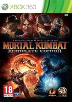 Mortal Kombat Komplete Edition (русская версия)