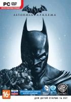 Batman: Летопись Аркхема (русская версия)