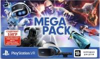 Playstation VR V2 + Камера + 5 игр