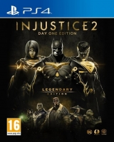 Injustice 2. Legendary Edition (русская версия)
