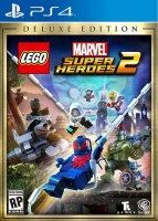 Lego Marvel Super Heroes 2 Deluxe Edition (русская версия)