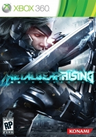 Metal Gear Rising: Revengeance (русская версия)