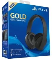 Наушники PlayStation Gold Wireless  Headset 7.1