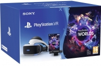 Playstation VR V2 + Камера + игра Worlds