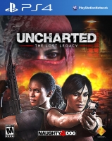 Uncharted: The Lost Legacy (русская версия)